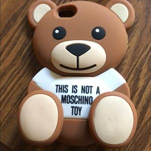 Accessories - iPhone case Moschino Bear